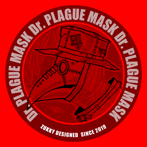 Tシャツデザインペストマスク