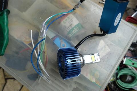 LED配線