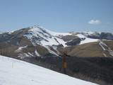 ロイヤルヒルからの車山スキー場