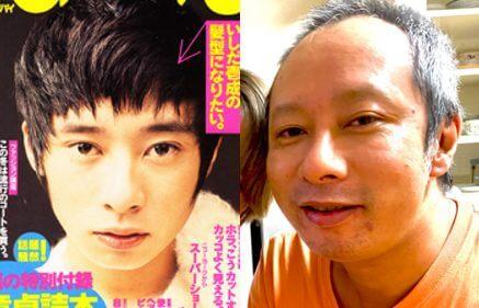 昔 いしだ壱成 いしだ壱成の若い頃はドラマで活躍のイケメン!今は髪の毛薄くてハゲ疑惑・・・