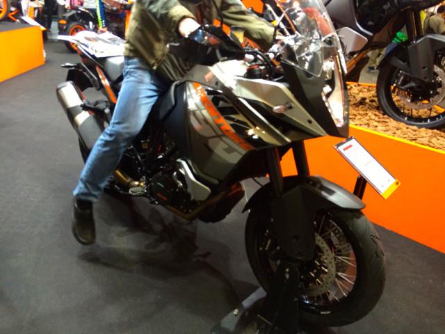 KTMの2