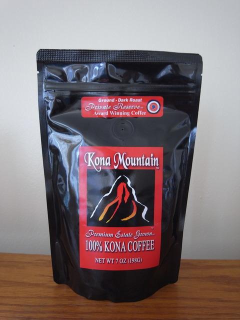 コーヒーを愛でること。コナ・マウンテンコーヒー@ヒルトンハワイアンヴィレッジ