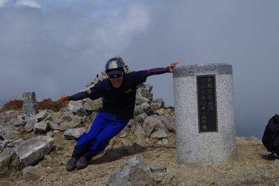 今を生きる17@Mt.Oasahidake(1870m)