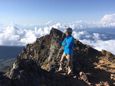 今を生きる16@Mt.Cyoukai(2236m)