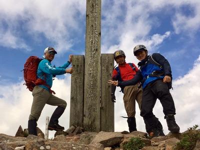 今を生きる15@Mt.Funagata(1500m)