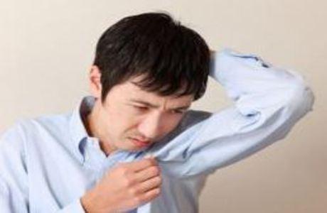 自分の体臭に関する愚痴