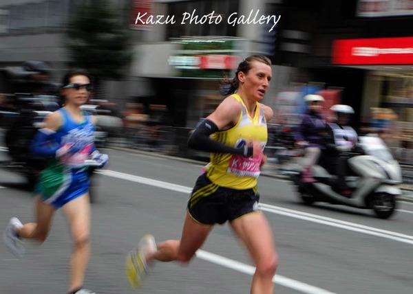 第33回 大阪国際女子マラソン