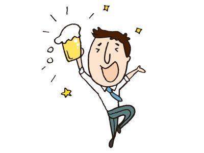 仕事中にノンアルコールビール飲んだら停職食らった