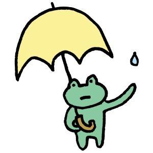傘の内側に「私はカサ泥棒です」って垂れ幕を仕込んで、コンビニの傘立てにセットしてみた
