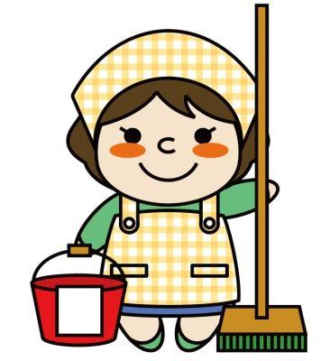 主婦の仕事(イラスト)