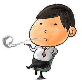 「タバコ吸おうとガスコンロで火ィつけたら、前髪がゴーッて!ゴーッて!」