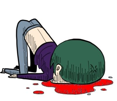 ※閲覧注意※ 元彼がストーカーと化して、最後は自殺した・・・。