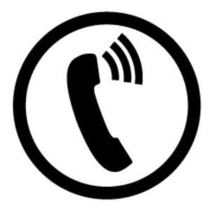 セールスの電話
