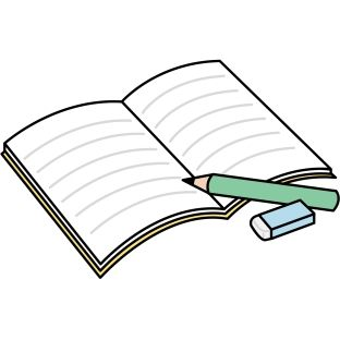 娘が勉強頑張ってると思ったが、俺と嫁の高校時代の交換日記を読んでいた