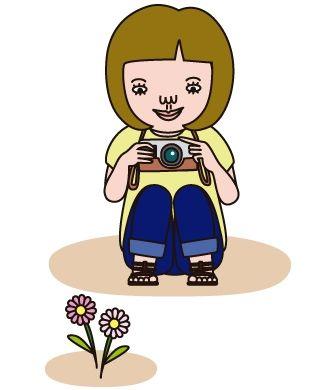 「ピザの喪女です。一眼レフカメラを持ってカメラ女子を気取ってたら、通報されました。」