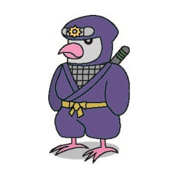 忍者ペンギン