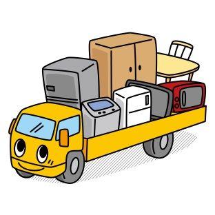 引っ越しして荷物の搬入してたら、業者の中に知らないオバサンが混ざってた