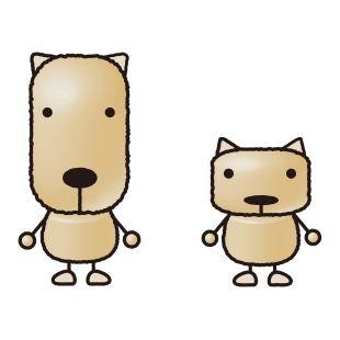 【画像】どうして犬って困ったら飼い主の方をチラッチラッと見るの?