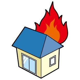 火事でベランダから女の子と母親から助けを求めてる… それを見た父は…!?