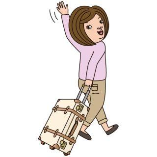 貸したスーツケースを壊したコトメ『これ安物だったんじゃない?』