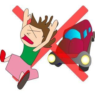 父親の言葉に絶望した私は、死のうと思い車道に飛び出して車に轢かれた。