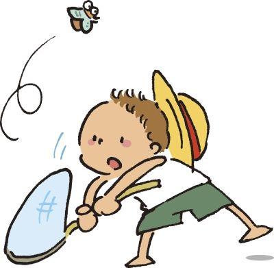 ※虫注意※ 山でカメムシを大量に捕まえて、トメの洗濯物やタンスに仕込んだ