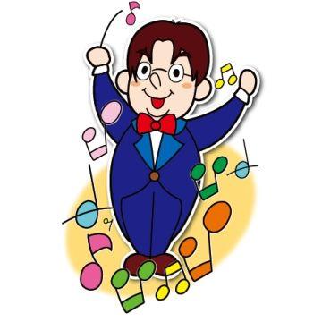ライブに行ったら彼がステージに向かって指揮者のマネをしだした・・・