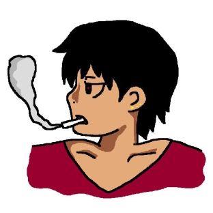 エレベーター前でタバコを吸っていたら、小学生の女の子に説教された…