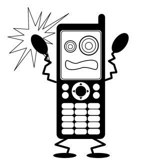 電話(イラスト)