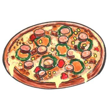 3Dプリンターでピザもパスタも作れるようになるらしい