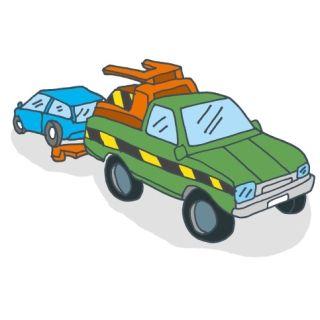 信号無視して俺を骨折させたオッサン「ワシの車どうしてくれんじゃ!」
