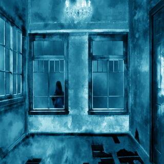 【洒落怖】『喪服の女』…ある日、俺たちは以前から気になっていた、廃墟になっている空き家へ肝試しに行こうと計画をした
