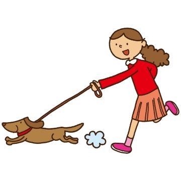 犬の散歩してたら、泥ママにウ〇コ袋をひったくられた。