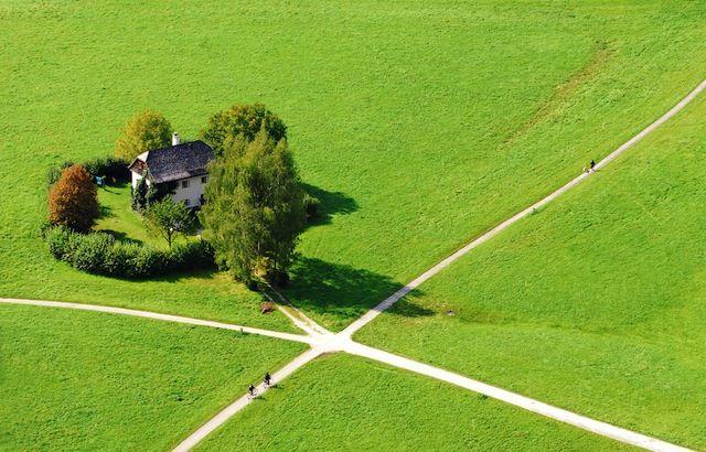 世界一美しい十字路(オーストリア)