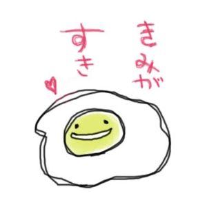 卵好きの彼氏が泣いてる(´;ω;`)