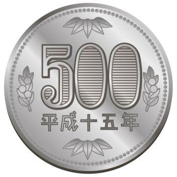 久しぶりに500円玉貯金箱を持ち上げたら・・・ めっちゃ軽い・・・
