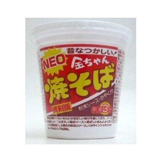 徳島製粉 金ちゃん焼そば 復刻版77g×12個入