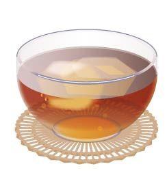 トメに「麦茶」と言われて飲んだら「めんつゆ」だった。