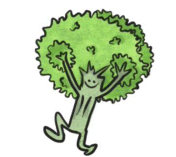 憧れてた男性が、ブロッコリーの茎だけ残すのを見て冷めた