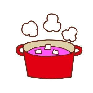 【メシマズ】嫁が似ているシチューがピンク色…ゴミ箱を見たら入浴剤……