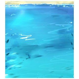 みんなで海に突き落としたらしいよ。シケで波にさらわれたって報告しとけばバレないからね