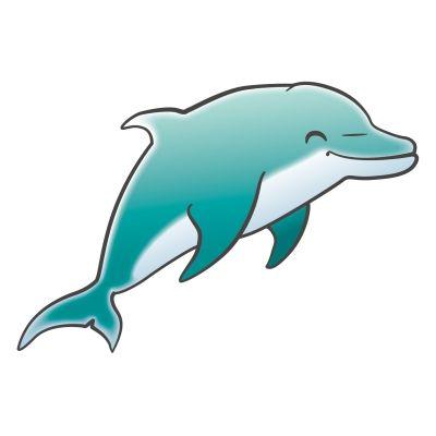イルカに乗った喪女