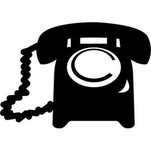 電話線が切れている黒電話が再び鳴り出し、今度は四人とも凍り付いた。