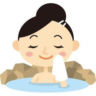 温泉でバッグを盗んだ若い裸の女が、滑って転んで動かなくなったw