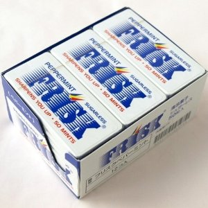 クラシエ FRISK フリスクペパーミント 50粒入×12個×12箱 ミントタブレット