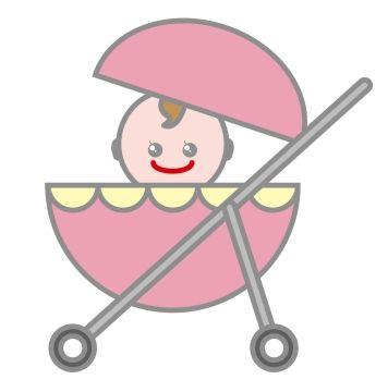 ベビーカーごと赤ちゃんを電車内に捨てようとしたキチママ・・・