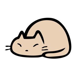 愛猫のお腹を触ってが無反応で、更に軽く揺すってみても反応が無かった…