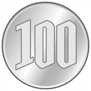 100円(イラスト)