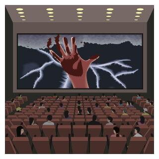 嫁が4歳になったばかりの娘連れて「鬼滅の刃」の映画に行こうとしているけど、やめさせた方がいいよな?