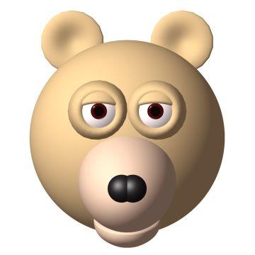 月明かりにボンヤリ浮かんだ後姿。反射的に熊だ!!と思った。